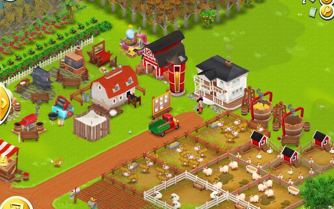 Hay Day – det oprindelige bondegårdsspil